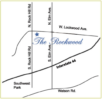 Rockwood senior apartments Webster groves