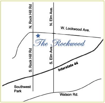 Rockwood senior apartments Webster groves