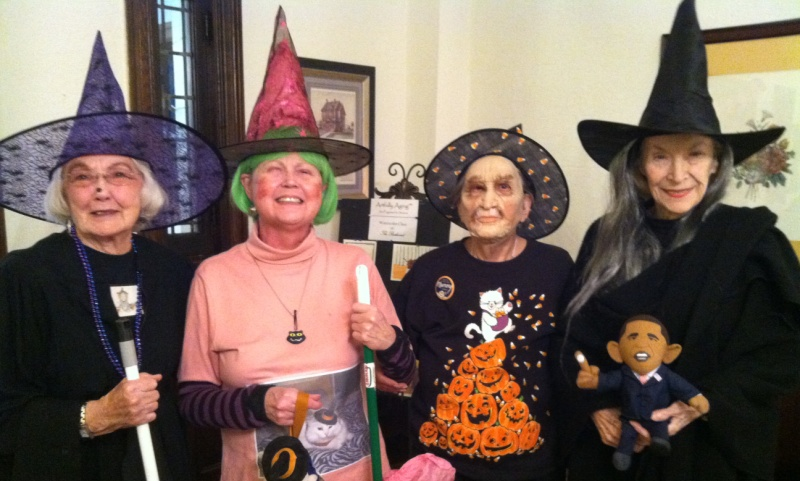 witches of the rockwood retirement home in st louis - Halloween Parties In St Louis