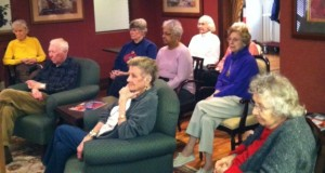 Expressionism Lecture at The Rockwood Senior Living Community in Webster Groves
