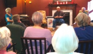 Expressionism Lecture at The Rockwood Senior Living in Webster Groves