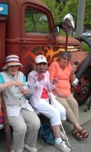 Rockwood Residents enjoy Ice Cream at CityGarden.2