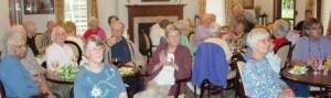 The Rockwood Senior Living in Webster Groves welcomes the Dixie Rhythm Kings