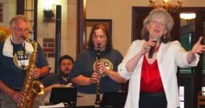 Dixie Rhythm Kings visit The Rockwood Senior Living in St. Louis