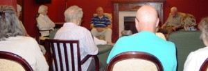 Bob Lord at The Rockwood Senior Living in St. Louis