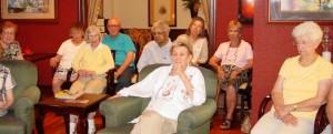 Bob Lord at The Rockwood Senior Living in Webster Groves