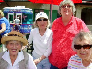 The Rockwood Residents of St. Louis visit Grant's Farm