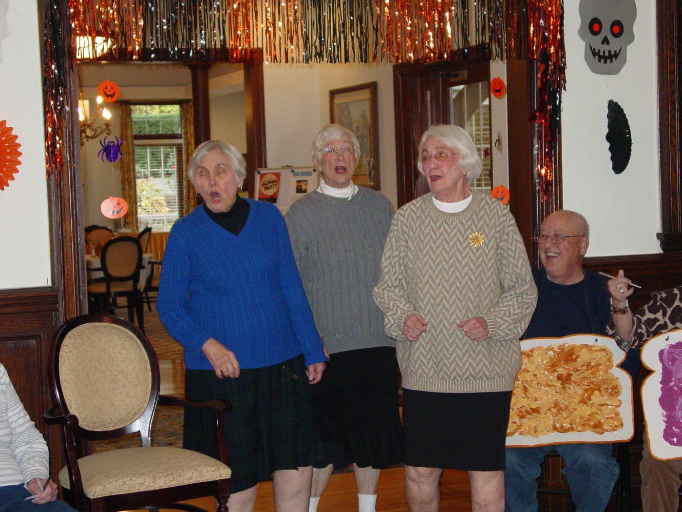 Events | St Louis Senior Living: The Rockwood: Webster Groves