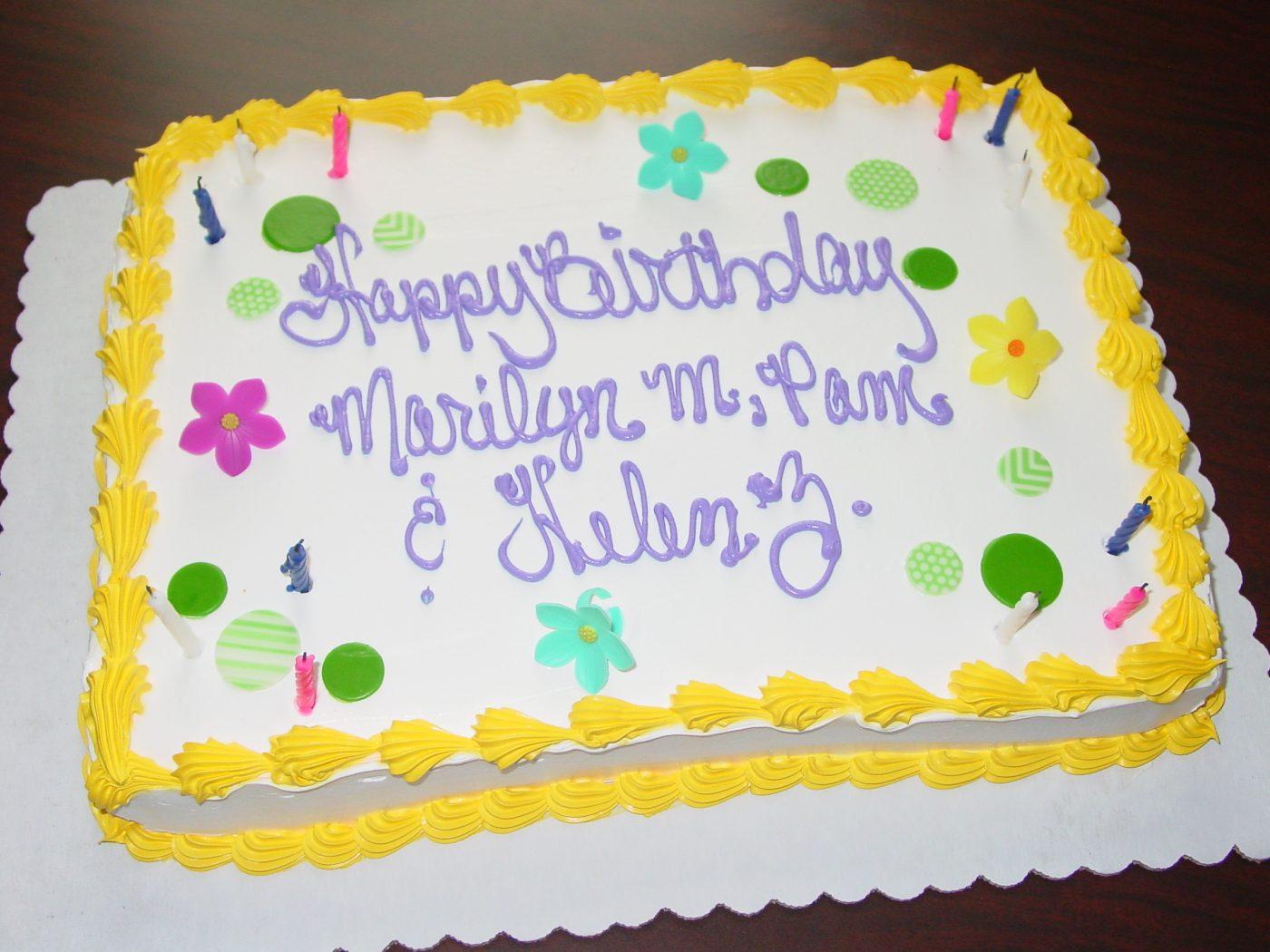 The Rockwood Celebrated March Birthdays St Louis Senior Living