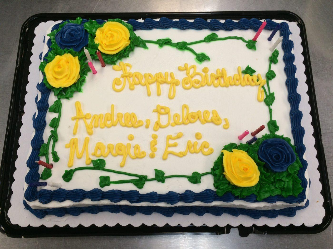 The Rockwood Celebrates August Birthdays St Louis Senior Living